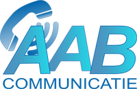 AAB communicatie Logo